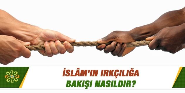 İslam'ın ırkçılığa bakışı nasıldır?