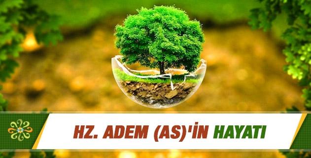Hz. Adem'in hayatı hakkında bilgi alabilir miyim?