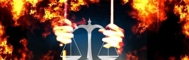 Kâfirlerin cehennemde yanmaları adalet midir?