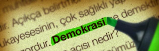 Demokrasi ne demektir; İslam'ın demokrasiye bakış açısı nedir? İslam dininde demokrasinin yeri nerededir?..