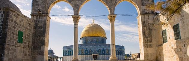 Mahşer yerinin Kudüs olduğu konusunda bir rivayet var mıdır?