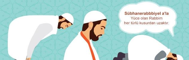 Namazda okunan dua ve tespihlerin anlamları ve bunlara verilen sevaplar hakkında bilgi verir misiniz?