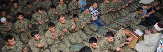 Askeriye ve garnizonlarda cuma namazı olur mu?