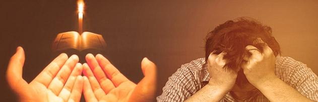 Başımıza gelen hastalık ve musibetlere sabretmek için neler tavsiye edersiniz?