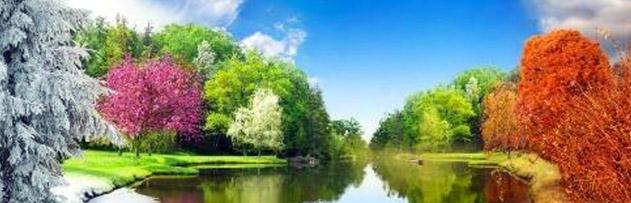 Cennette gece-gündüz, kış-yaz gibi doğa olayları var mı?