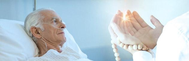 Dua hastayı iyileştirir mi iyileştirmez mi?