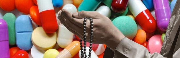 Dua, plasebo etkisine mi bağlıdır?