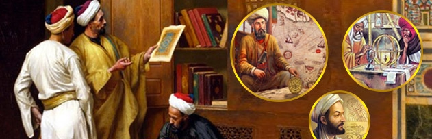 Dünya çapında Müslüman bilim adamları var mıdır?