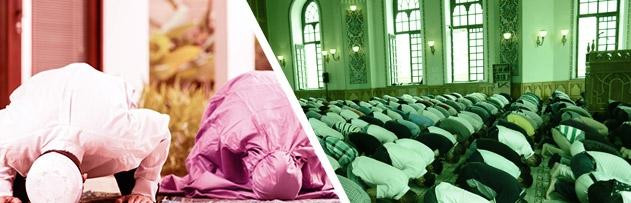 Evde cemaatle mi kılayım yoksa camiye mi gideyim?