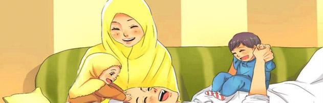 Kadının aile içerisindeki sorumlulukları ve kocasına karşı görevleri nelerdir?