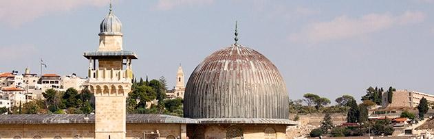 Miraç neden Kudüs'te, Mescid-i Aksa'da gerçekleşti?