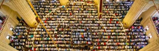 Namazda okunan duaları baştan sona kadar sıralar mısınız?