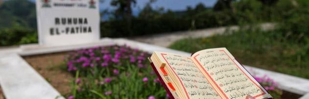 Ölünün arkasından Kur'an okunur mu?