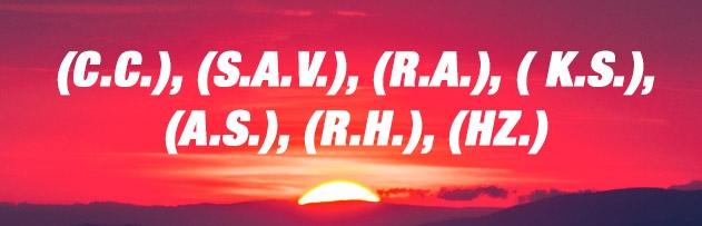 """""""Radıyallahu anh"""" ne demektir, kimler için kullanılır? (c.c.), (s.a.v.), (r.a.), ( k.s.), (a.s.), (r.h.), (Hz.) kısaltmalarının anlamı ve kimler için söylendiği hakkında bilgi verir misiniz?"""