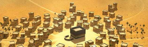 Yeryüzünün ilk mabedi neresidir?